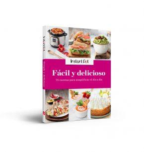 Conoce nuestro libro Fácil y delicioso 📕