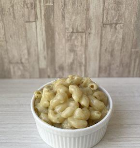 Mac & cheese vegano