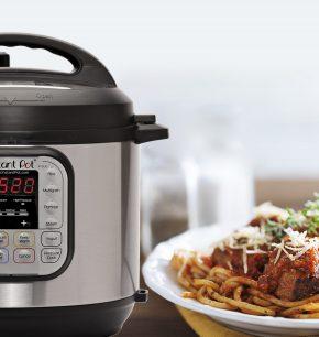 10 recetas caseras 🏠  para preparar en tu Instant Pot®