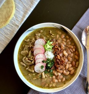 Carne en su jugo estilo Guadalajara