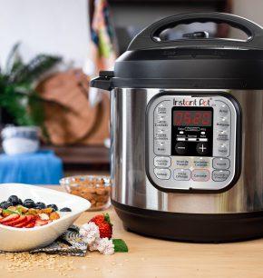 Planificar y ordenar tus comidas con Instant Pot®