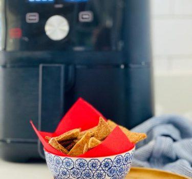 ¿Cuál es la diferencia entre Instant™ Vortex y un horno eléctrico?