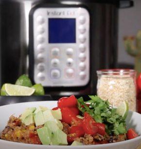 Quinoa en bowl