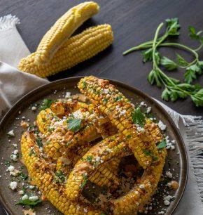 Corn ribs o costillitas de elote