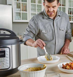 Consejos y trucos para usar tu Instant Pot®