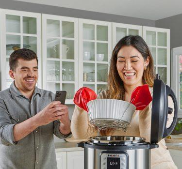 7 formas de usar la rejilla de tu Instant Pot®