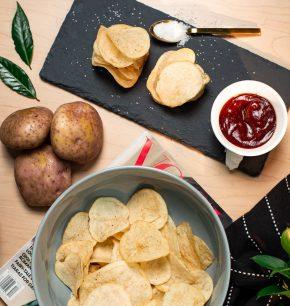 Chips de papas